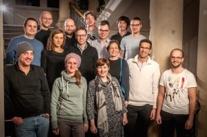 Volksentscheid Fahrrad - Kernteam