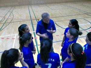 Teambesprechung. Foto: Susanne Bürger