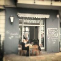 Kater & Goldfisch: Kuchen-Café über Eck
