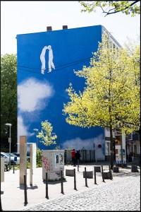 Streetart, Wandgemälde, Kunst im öffentlichen Raum
