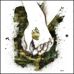 "CD-Cover des Albums ""Alles"" von K&A. Artwork Promo-Material."
