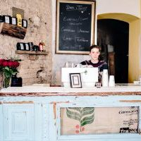 Dark & Twisty Coffee in der Gerichtstraße