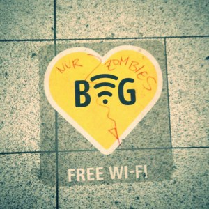 BVG Free Wifi WLAN
