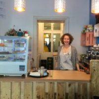 Café Zaunkönig: Ein Spielplatz mitten im Café