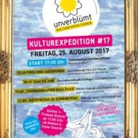Unverblümt Kulturexpedition #17