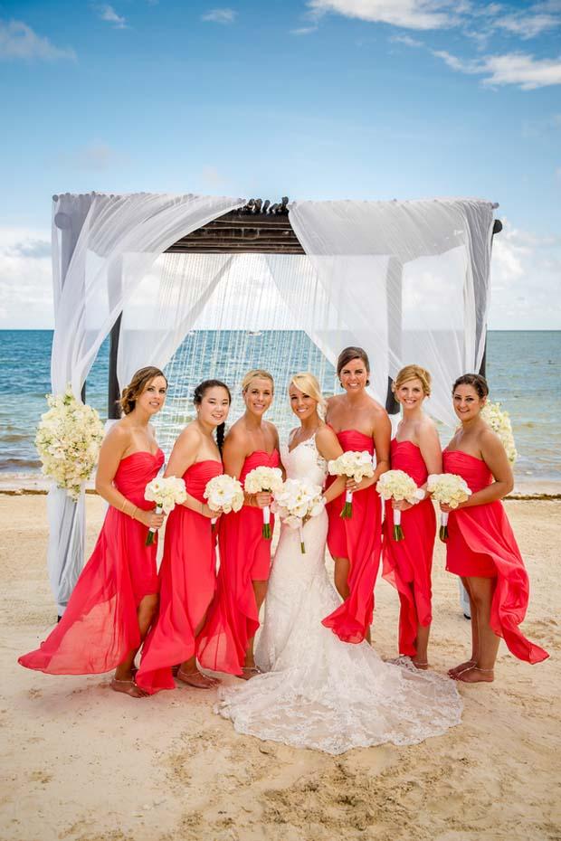 Wedding Attire Beach Wedding Guests