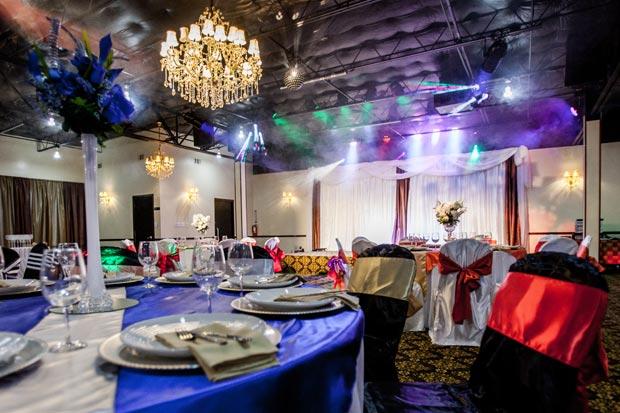 Plano Wedding Ballroom  Aurora Event Center FREE Wedding