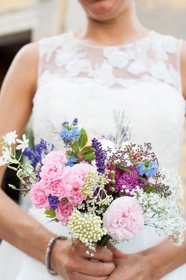 Matrimonio ecofriendly con erbe aromatiche
