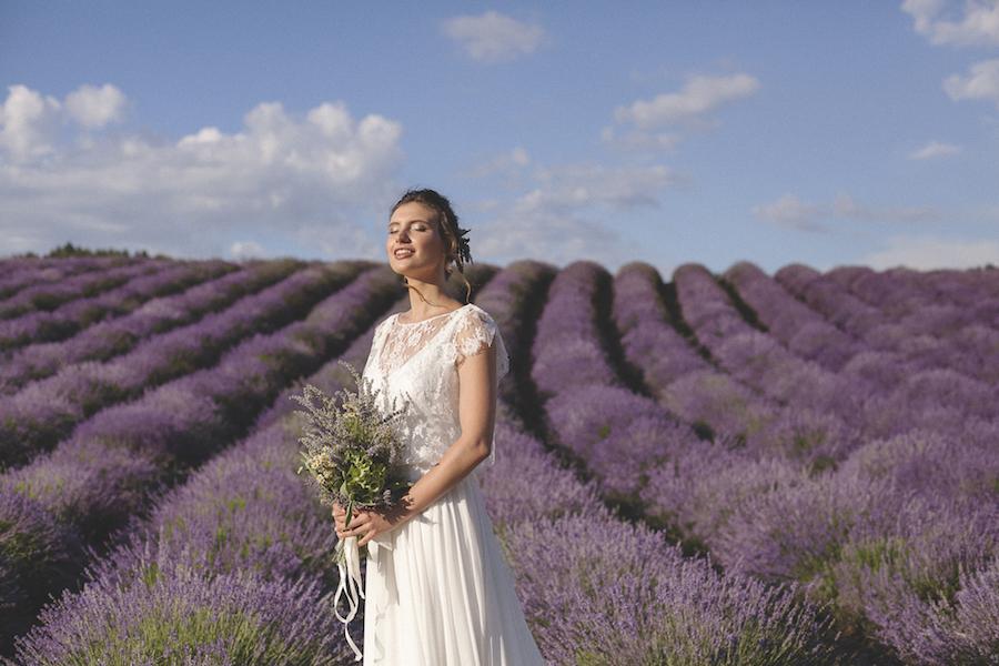 Un brunch al profumo di lavanda  Wedding Wonderland
