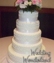 Simple Elegant Cakes Wedding Wonderland Cakes In St Louis