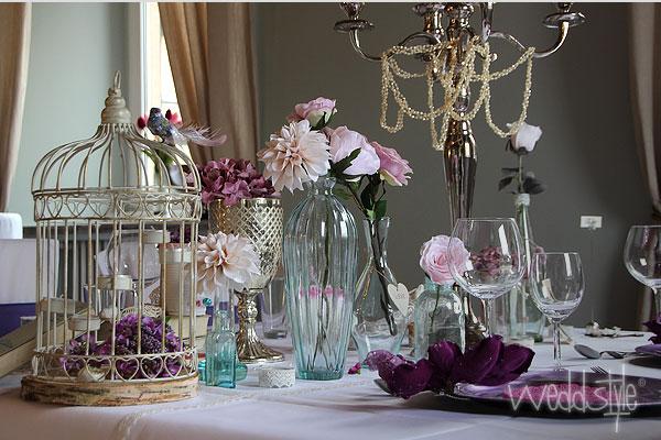 VintageVogelkfige fr Hochzeitsdeko mieten  weddstyle