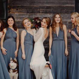 Urban Chic: свадьба Данила и Алины