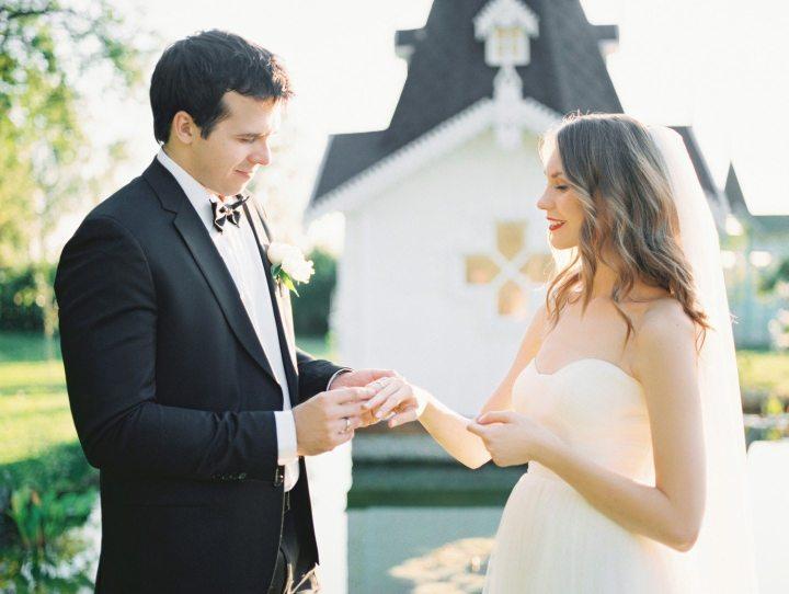 Поэзия любви: свадьба Дениса и Аполлинарии