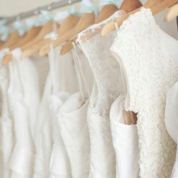 Wedding talk: The wedding shop
