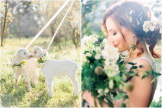 18 фотографий из Инстаграм, которые вдохновляют на летнюю свадьбу