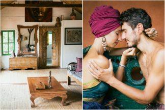 Яркие чувства: love-story Анны и Сергея