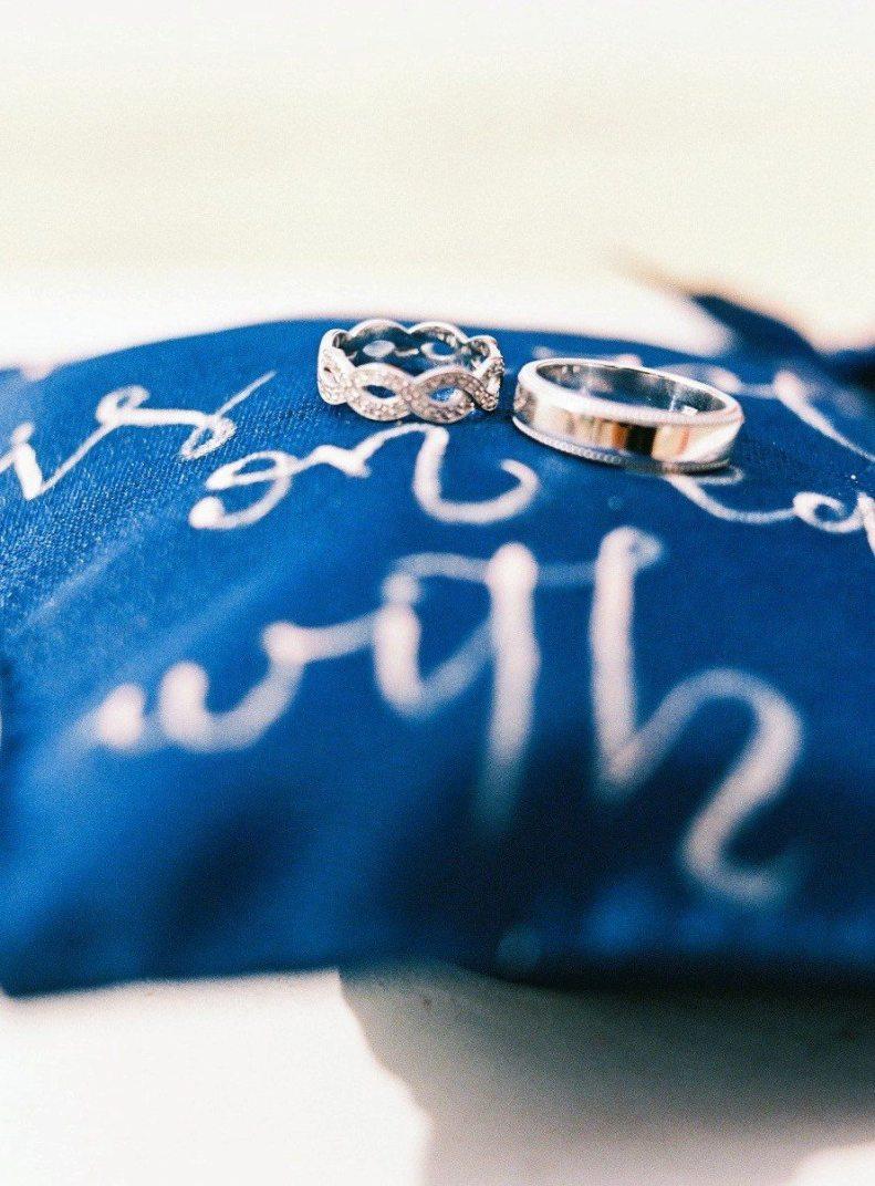 Символ любви: 21 вдохновляющая фотография колец