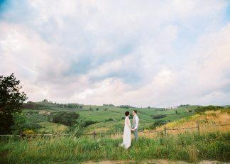 Нежность Тосканы: love-story Евгении и Ярослава