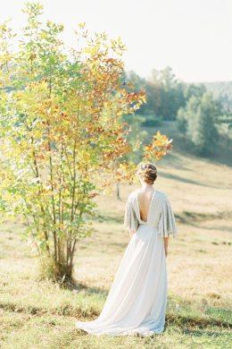Fall Goddess: стилизованная фотосессия