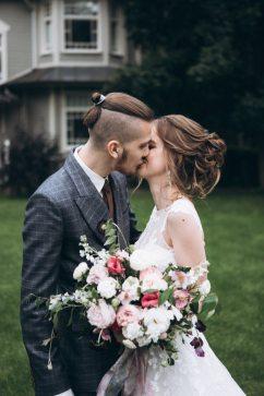 На берегу Финского залива: свадьба Сергея и Анастасии