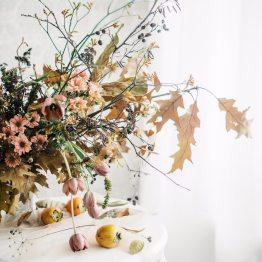Autumn boudoir