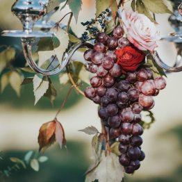 Осеннее вдохновение в живописной Тоскане: стилизованная фотосессия