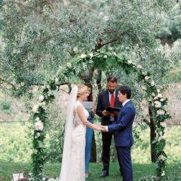 Итальянское очарование: свадьба Ирины и Артура