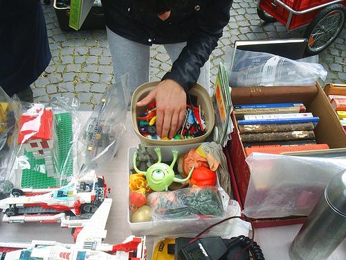 Flohmarkt von joachim_s_mueller