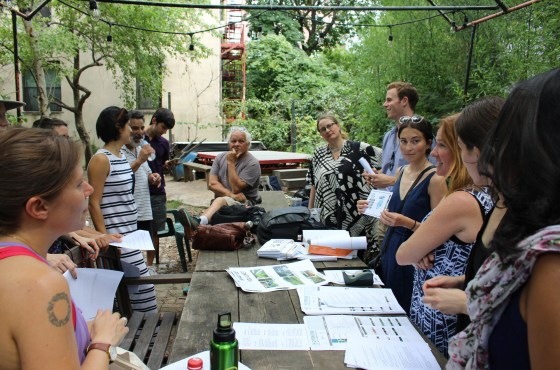 Gardens Rising Play Day Workshop