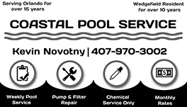Coastal Pool Service