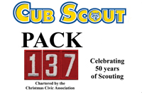 Cubscout Pack 137
