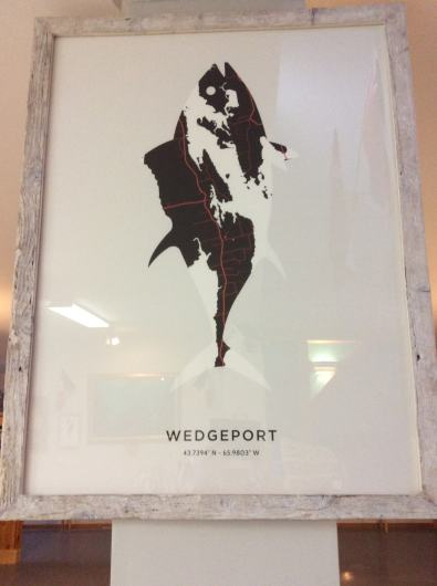 Wedgeport art