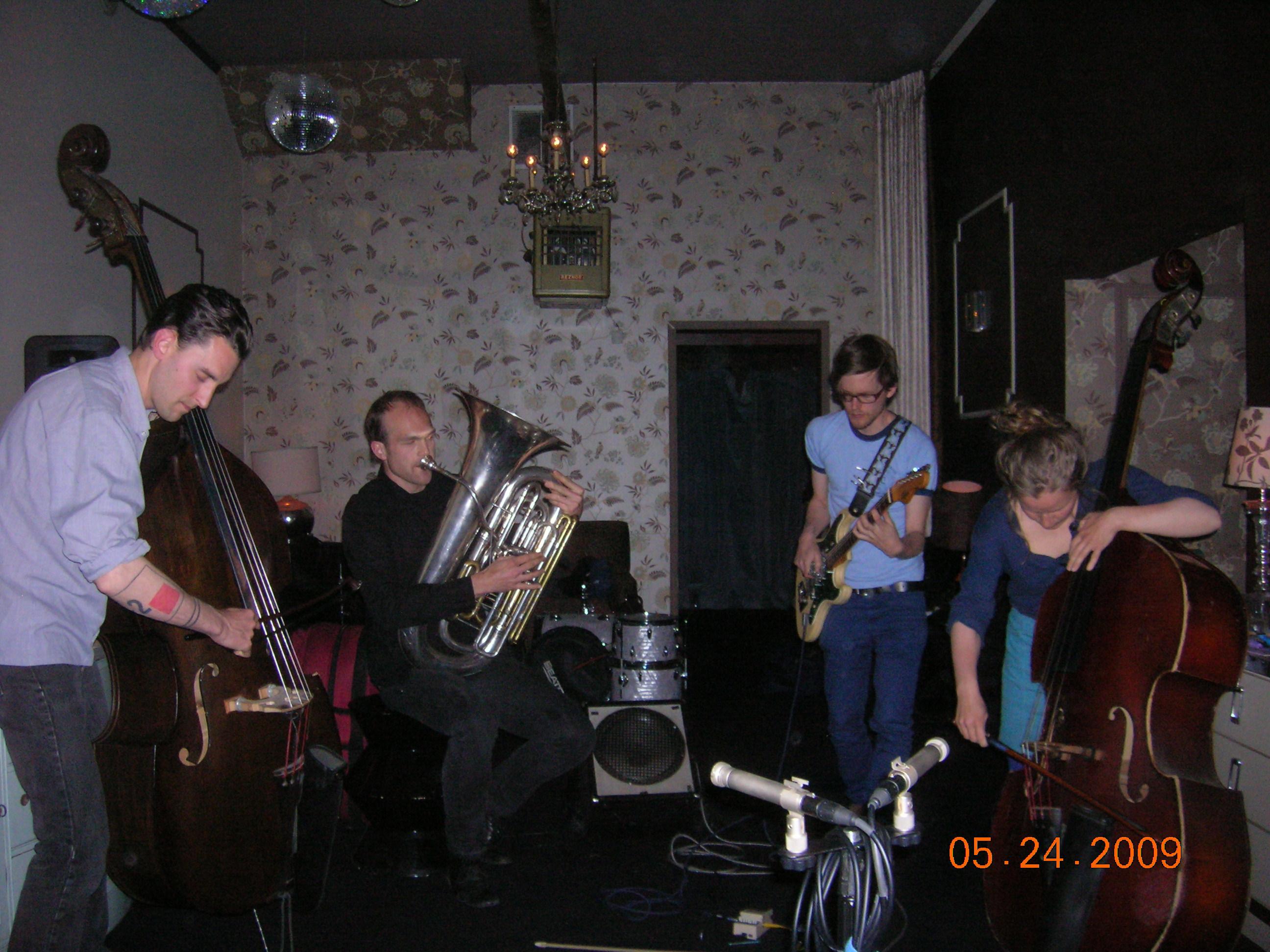 Ivy Room, May 2009