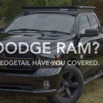 Dodge Ram 1500 Wedgetail Roof Racks Promotional Video