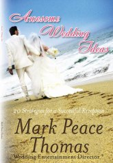 wedding tips, dj books, dj education