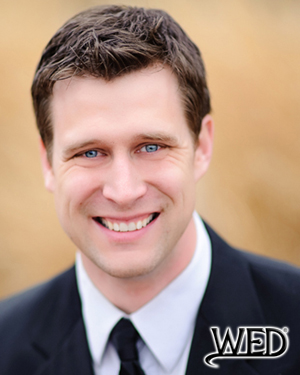 Wedding Entertainment Director® Jeremy Brech of DJ Jer Events & Lighting Design in Sioux Falls, South Dakota, U.S.A.