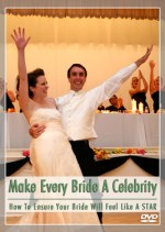 Make Every Bride A Celebrity DVD presented by Peter Merry