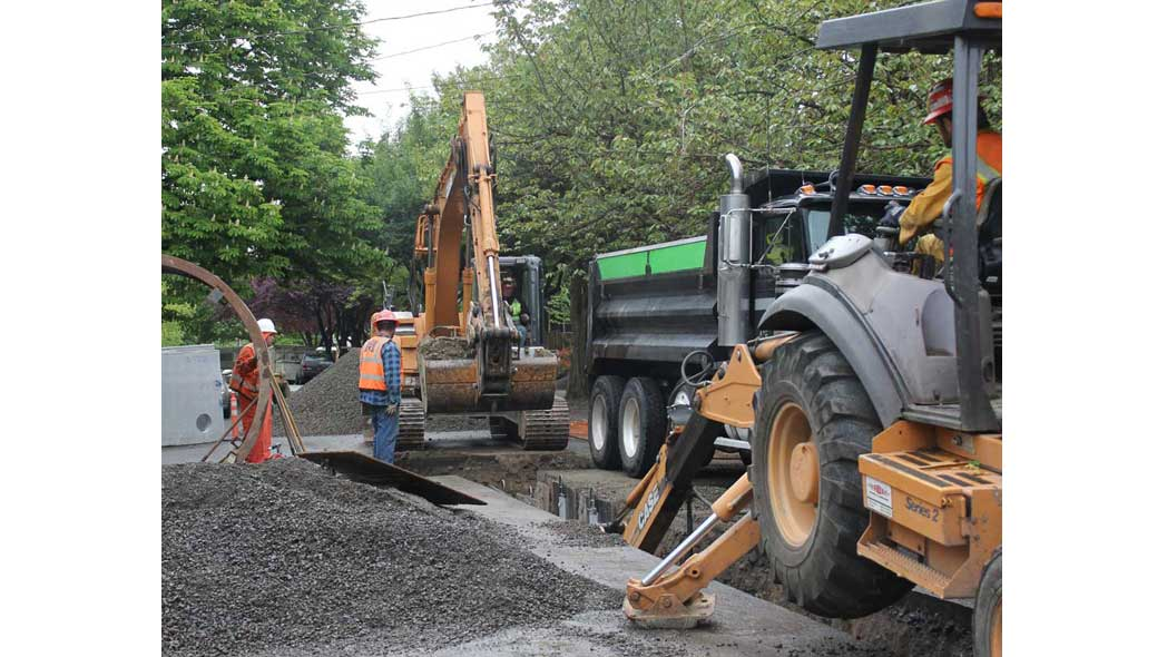 18th Thompson Sewer Extension Interlaken Inc