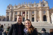 Rome xmas day j and a