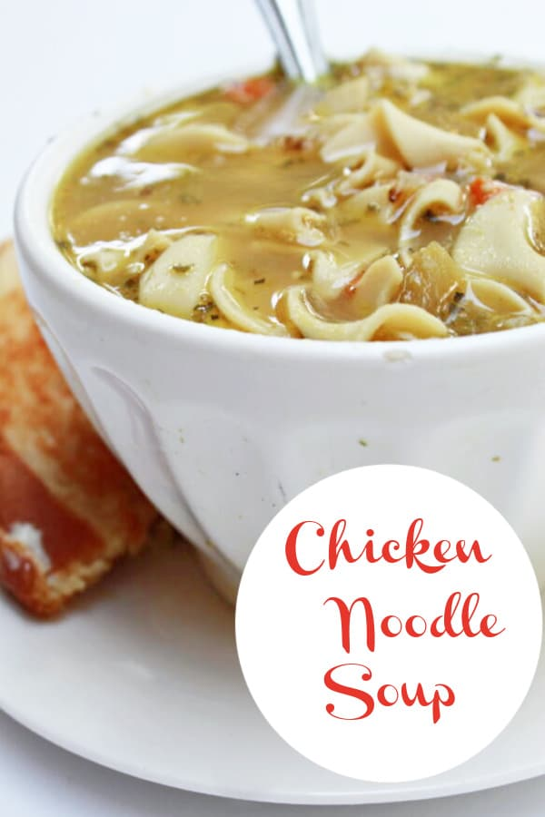 Chicken Noodle Farm