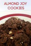 Almond Joy Cake Mix Cookies