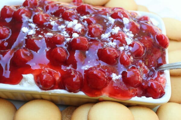 Cherry Cheese Dip