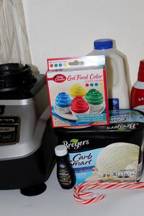 Shake Ingredients