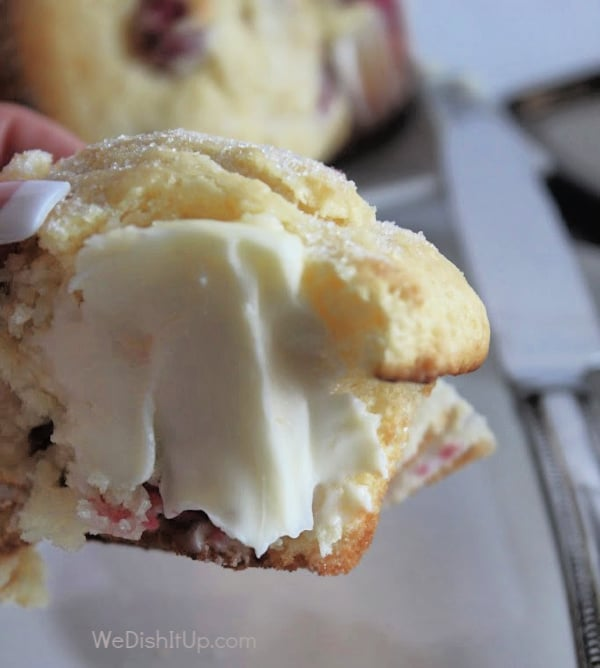 Muffin With Butter