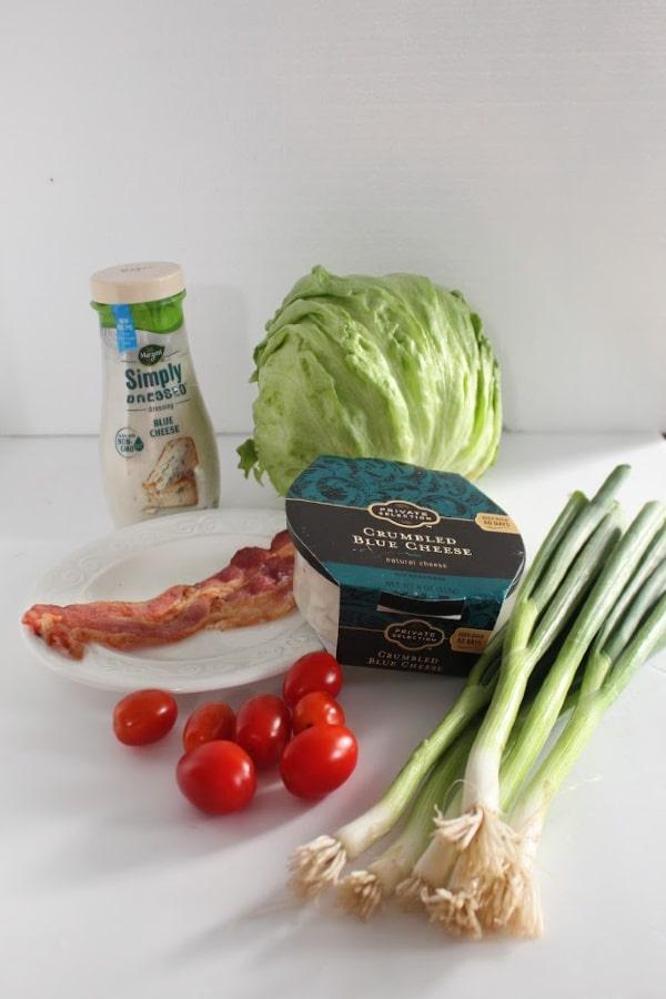 Wedge Salad Ingredients