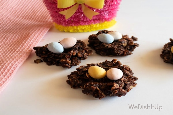 Chocolate Birds Nest