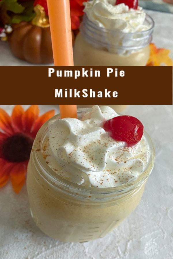 Copy Cat Big Boy Pumpkin Pie Shake -2