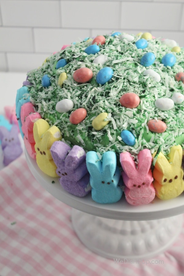 Easter Marshmallow Peeps Cale