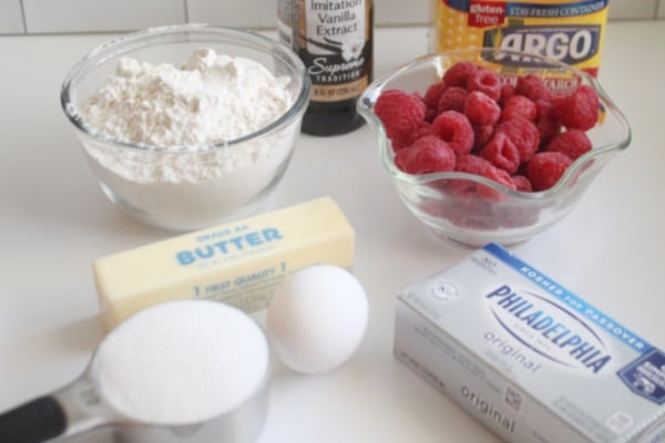 Ingredients for Bars