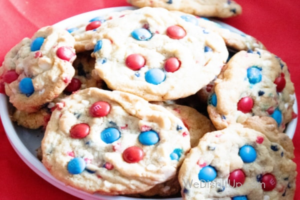 Cookies Ready to Serve on Plate